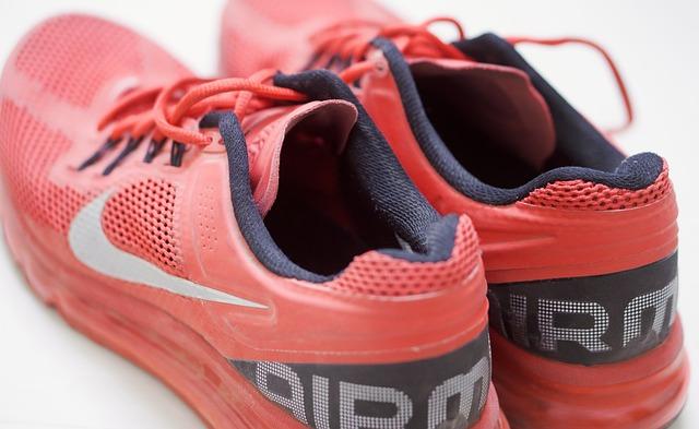Os Tênis da Nike