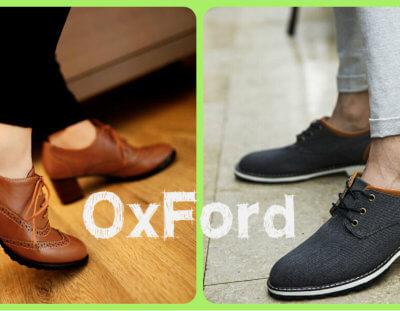 Dicas de Como Usar Sapatos Oxford com Criatividade e Elegância