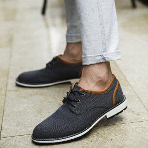 como homens devem usar sapatos oxford masculinos