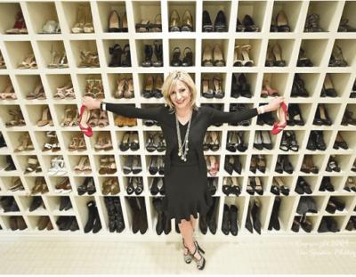 Os Sapatos para Mulheres: A Relação Apaixonada que vai Além do Acessório de Moda