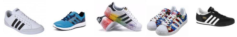 tênis mais bonitos marca Adidas
