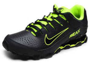 review Tênis Nike Reax