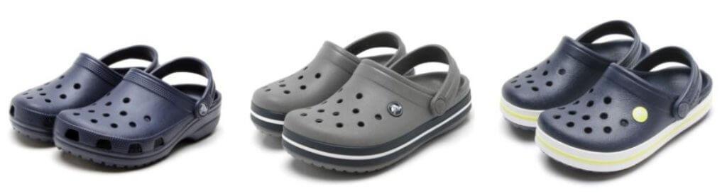 crocs melhores calçados para crianças brincar e correr