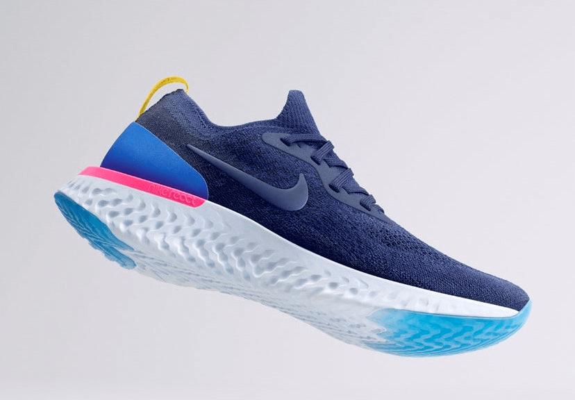 98fa09344cf Tênis Nike Epic React Flyknit  Corra com o Melhor Amortecimento (Você vai  Amar)