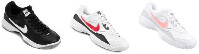 Tênis Nike para jogar tennis