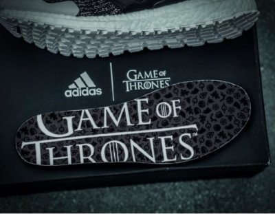 Incrível Tênis Game of Thrones Adidas Ultraboost (unbox)
