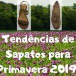 4 Tendências de Sapatos para Primavera 2019 e Verão 2020 (VC na Moda)