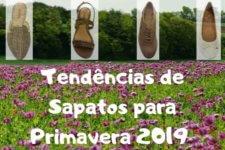 tendências de sapatos primavera